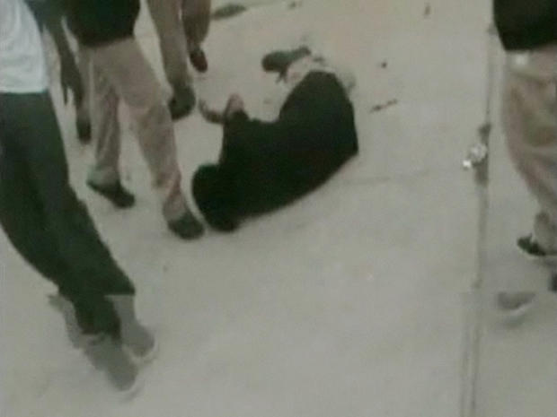 Student Beating Caught on Tape