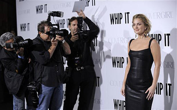 """""""Whip It""""  Rolls Into Theaters"""