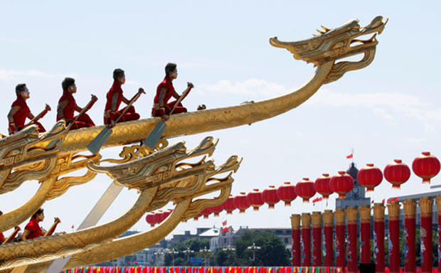 China Marks 60th Anniversary