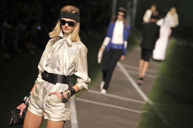 Paris Fashion Walks the Runways