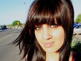 MySpace Photo appears to be Noor Almaleki