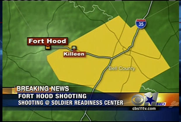 Mass shooting at Fort Hood