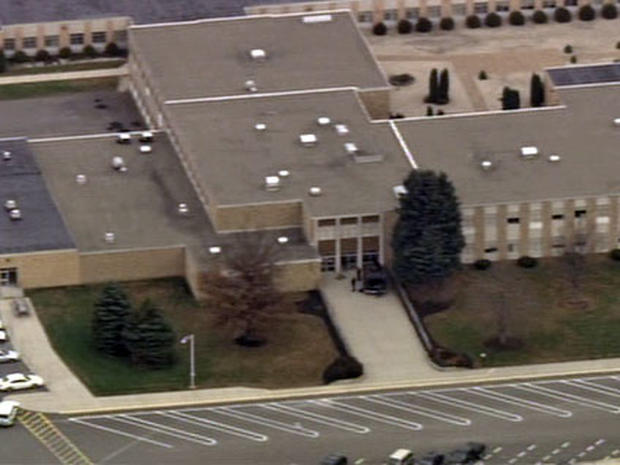 School Hostage Drama