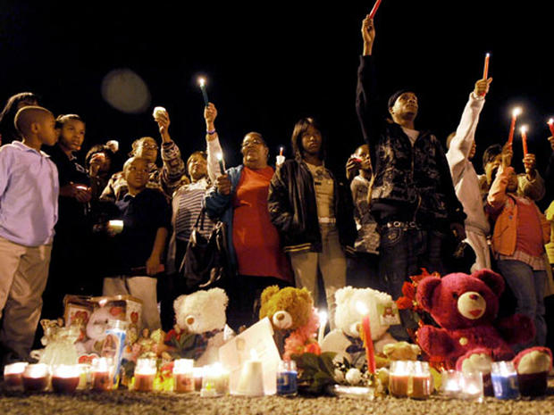Vigils For Shaniya Davis