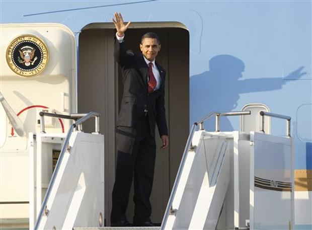 Obama in South Korea