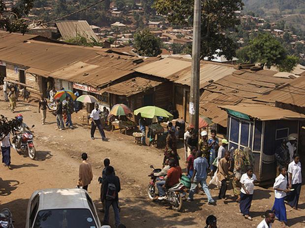 Congo's Conflict Gold