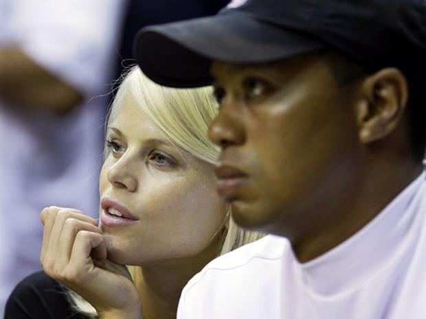 Tiger Woods Mistress Rumors