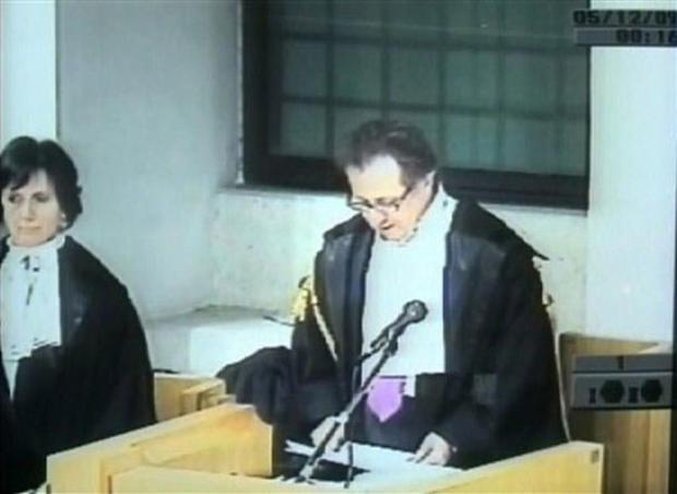 Verdict In Italy