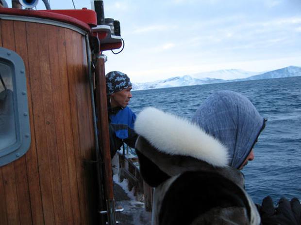 Greenland: Land of Melting Ice