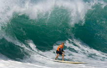 Surf's Up in Hawaii