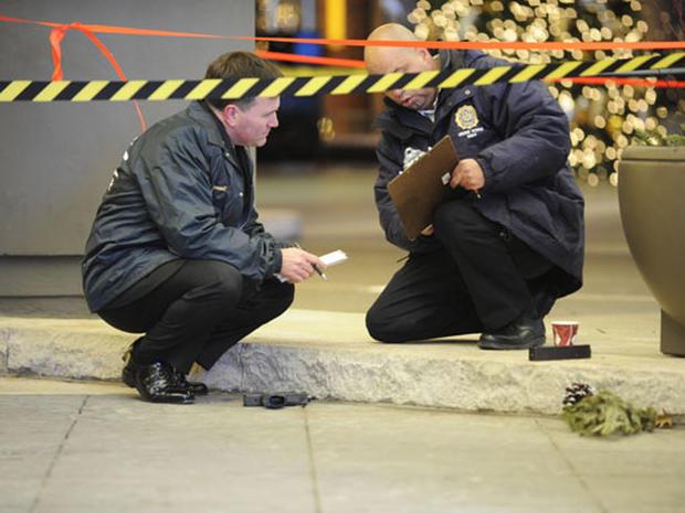 Times Square Shooting