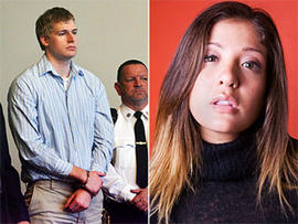 Alleged Craigslist Killer Philip Markoff and victim Julissa Brisman