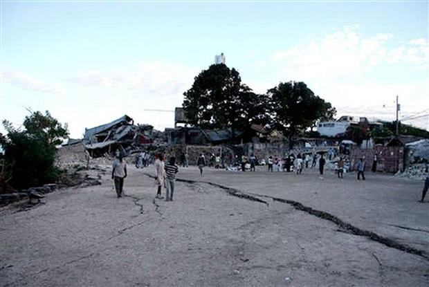 Haiti's Quake Aftermath