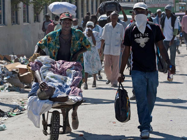 Haiti's Struggle to Recover