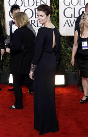 Golden Globes Red Carpet: TV Stars