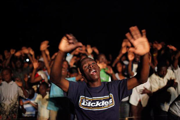Prayers for Haiti