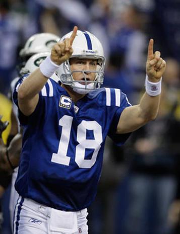 AFC Championship: Colts vs. Jets