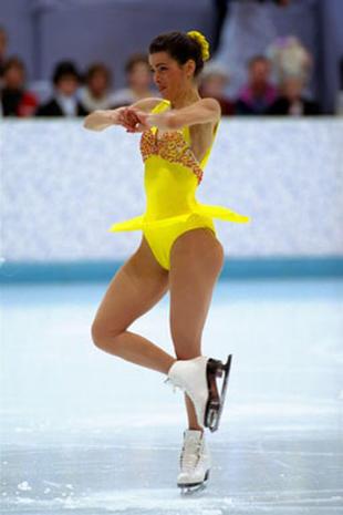 Vera Wang on Ice