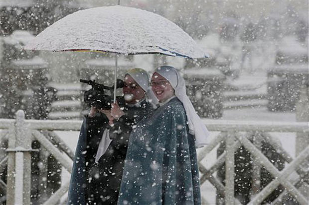 Winter Around The World