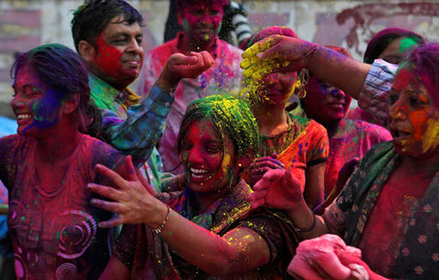 India's Festival of Colors