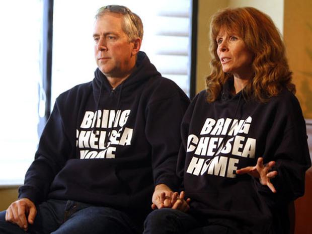 Chelsea King Vigil, Family Mourns