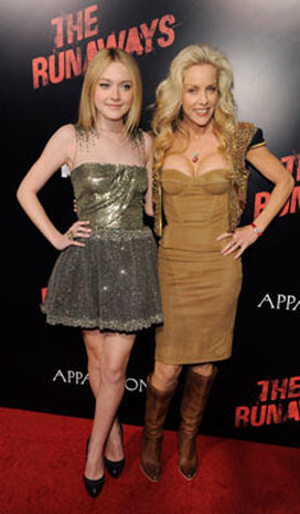 """The Runaways"" Premiere"