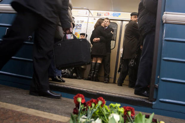 Moscow Subway Blasts
