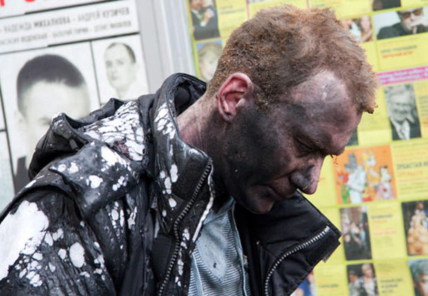 Moscow Subway Blasts