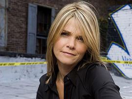 Law & Order's Kathryn Erbe  Breaks Down on Stand, Recounts Meeting with Alleged Stalker