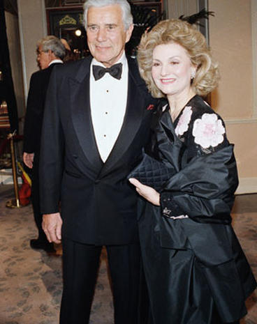 Nicole carter and john forsythe