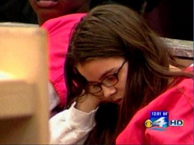 Josie Lou Ratley, Steel-Toed Attack Victim