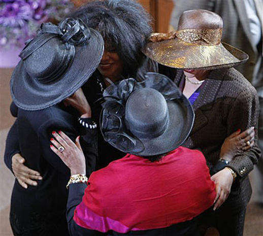 Dorothy Height Funeral
