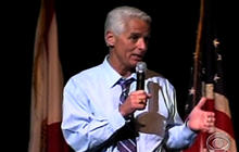 Gov. Crist Bolts from GOP