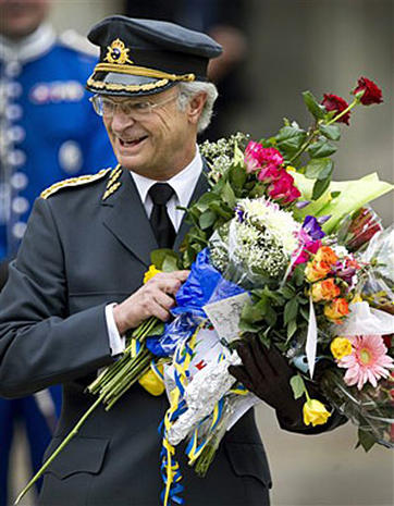 King Carl Gustaf 's Birthday