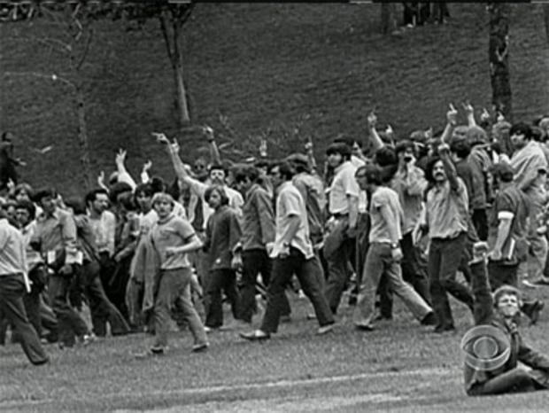 肯特州抗议