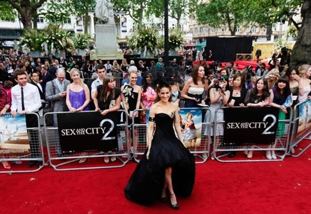 """""""Sex and the City 2"""" Premiere"""