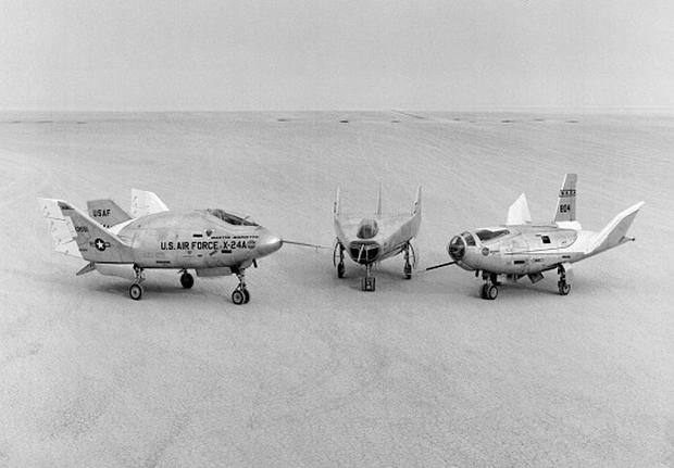 X-Planes: The world's fastest jets