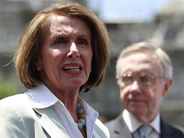 Nancy Pelosi_Harry Reid