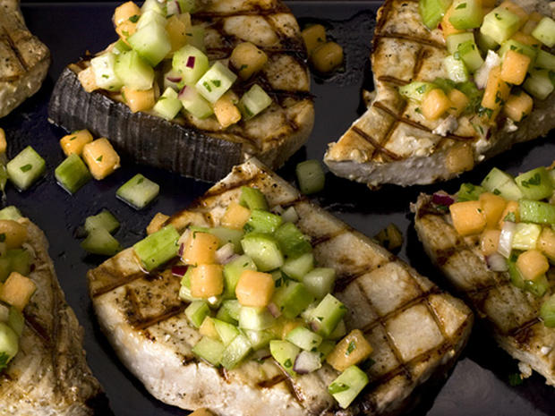 Healthy Cooking for Hot Summer Nights