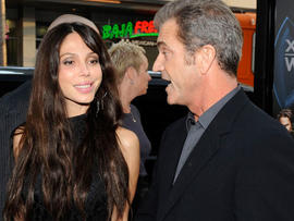 Mel Gibson Accuses Oskana Grigorieva of Extortion; Do Text Messages Implicate Him or Her?