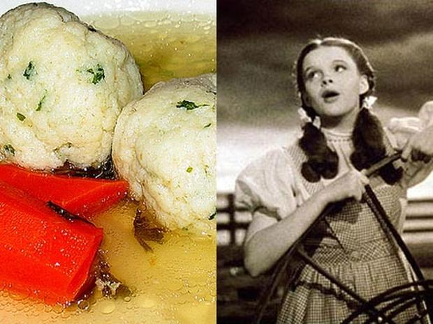 Famous Food Fetishes: Cockroaches and Butterflies?
