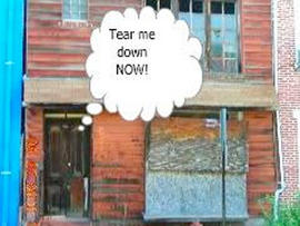 Online Wall of Shame: Pa. City Shames Owners of Blighted Property on Web