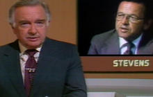 Cronkite Reports on Ted Stevens' 1978 Plane Crash