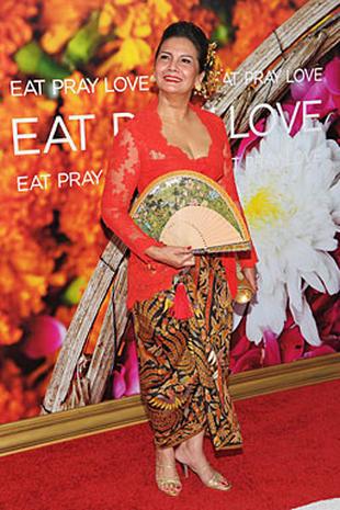 """""""Eat Pray Love"""" Premiere"""