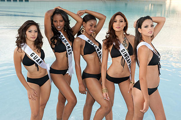 Miss  Universe Weekend