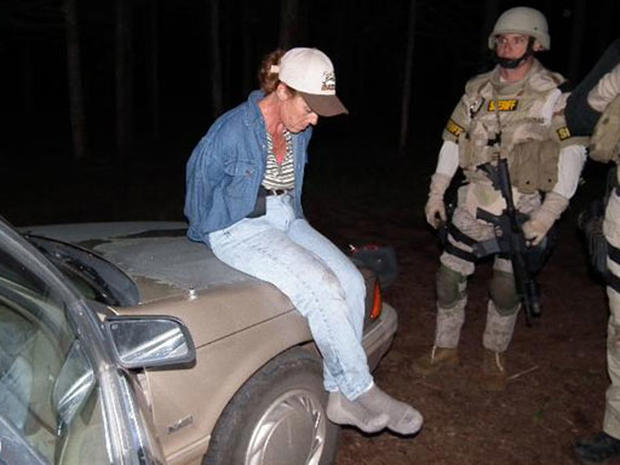 Arizona Fugitives Captured