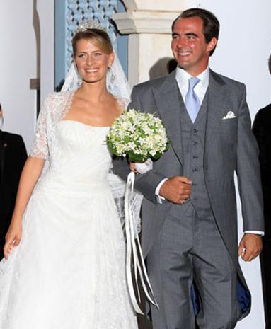 Greece's Royal Wedding