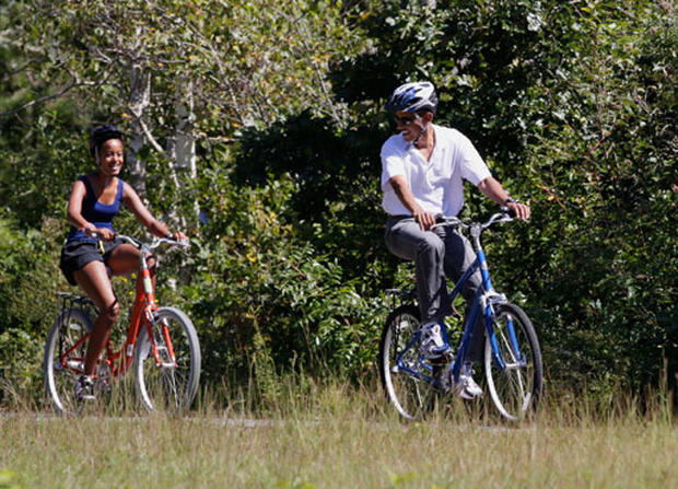 First Family's Vacation