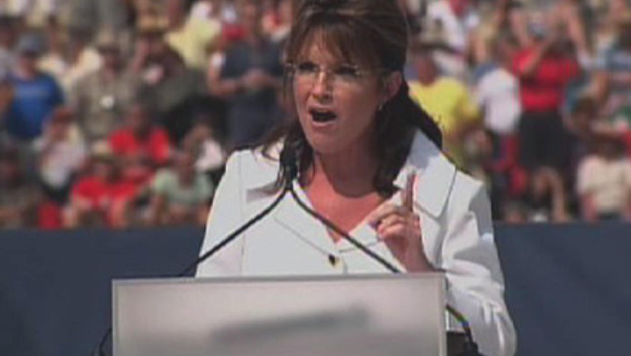 Meet Sarah Palin's Congressional Candidate The Abortion.