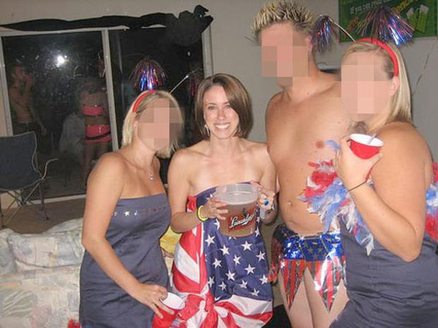 Casey Anthony personal photos